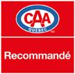 CAA Québec recommandé