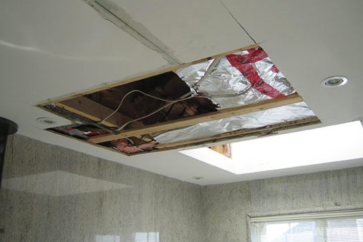 Drywall repair & painting