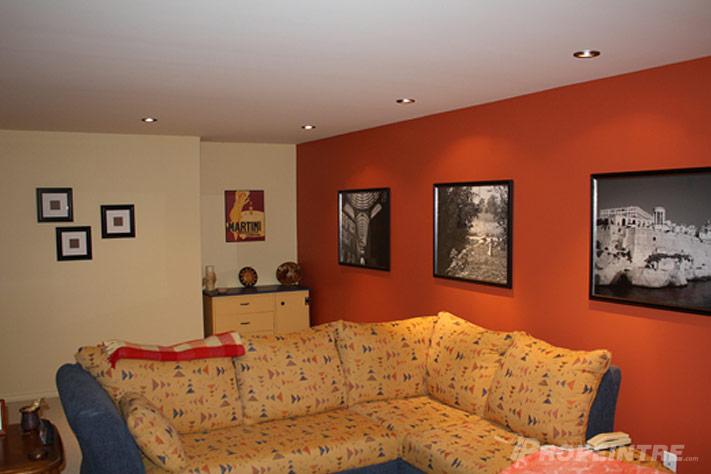 peinture plancher ciment sous sol. Black Bedroom Furniture Sets. Home Design Ideas