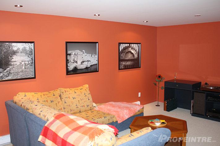 peinture sous sol peinture au soussol sous couche peinture carrelage with montagne soussol. Black Bedroom Furniture Sets. Home Design Ideas