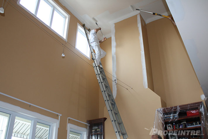 Residential painting services